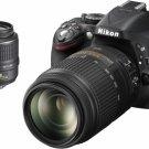 Nikon D5200 SLR 18-105mm Lens