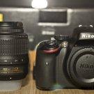 Nikon D5100 Digital SLR 18-55mm Lens