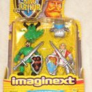 Imaginext The Legend of King Arthur Sir Gawain Vs. The Green Knight New Sealed