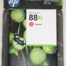 HP 88XL Magenta High Yield Genuine Ink Cartridge C9392AN NEW