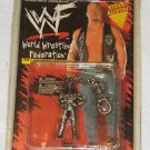 wwf  stone cold steve austin die cast metal key chain NEW