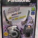 Panasonic RF-SW100 Shockwave Metal AM/FM Silver NEW