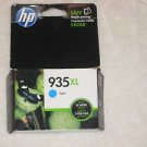 HP 935XL Cyan Ink Cartridge C2P24AN High Yield NEW SEALED