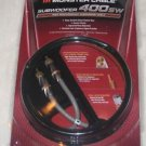 Monster Cable 400sw 2 meter subwoofer cable NEW