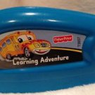 Fisher Price Smart Cycle Learning Adventure Video Game Cartridge