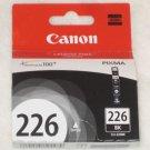 NEW Genuine CANON PIXMA CLI-226BK BLACK INK CLI-226BK 9ml Canon 226