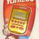 (New & Sealed) 2004 Parker Brothers YAHTZEE Electronic Handheld Game Gold & Red