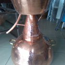 Alquitar 1.5 liter * Alambicco * Alambique * Alembic * Still * handmade copper