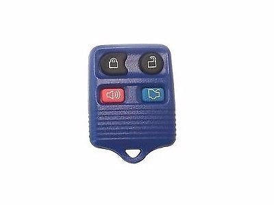 NEW FORD Key FOB remote SHELL case (Blue) 1998-2012 LIFE WARRANTY ships 24 hrs