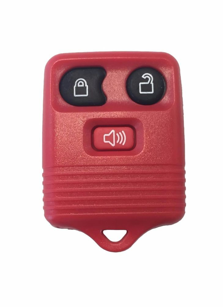 NEW FORD Keys FOB remote SHELL case 3 button 1998-2012 LIFE warranty ships 24hrs