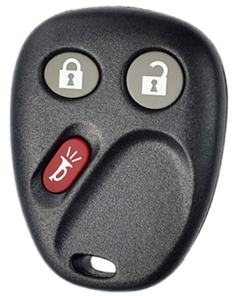New 2003-2007 GMC Keyless Entry Remote Key Fob Clicker for LHJ011 EASY SETUP!