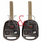 NEW KEY FOB REMOTE clicker complete! ships in 24hrs, LIFETIME warranty! set of 2
