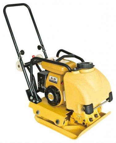 Honda GX160 Vibratory Vibration Plate Compactor Soil Machine  Contractor Grade