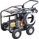 10HP Diesel Commercial Pressure Washer w/ Electric Start 3600PSI