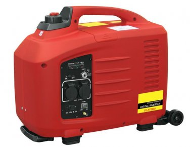 2.8kw 2800 Watt Digital Inverter Gas Gasoline Generator Power Backup