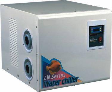1HP Aquarium Hydroponics Salt / Fresh Water Chiller Cooling System Fish Tank