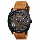 Stylish Men`s Quartz Watch  Analog Wrist Watch
