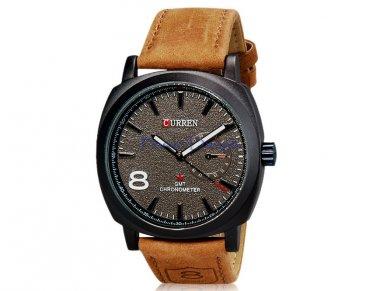 Stylish Men`s Quartz Watch  Analog Wrist Watch