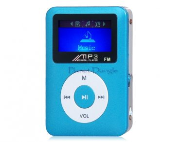MP3 Player with FM 1.2� LCD TF Card Reader