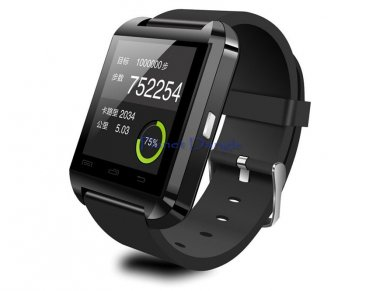 Waterproof Bluetooth Touch Screen Watch with Call Answering, RC, Altimeter