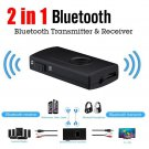 2 in 1 Wireless Bluetooth Transmitter Receiver Adapter Stereo Audio Music