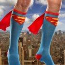 Superman Batman Fun Cosplay  Design Unisex Socks