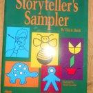 STORYTELLERS SAMPLER Valerie Marsh Paper cutting Mystery fold story Puzzles Book