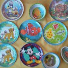 Set of 10 Melmac Children Plate Bowl Mickey Nemo Dino Lion King Fievel Lot EUC