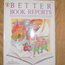 BETTER BOOK REPORTS Unique Ideas Traditional Book Reporting Minature booklets