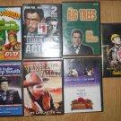 Lot of 13 Classic DVD Abbott Costello Kirk Douglas Sherlock Holmes Fred Astaire