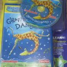 Read with me dvd Giraffes Can't Dance Software Fisher Price Over 100 Activities