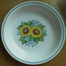 Corelle Pie Plate Sunflower Sunsations Corning Serving Deep Dish Yellow Bright