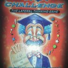 I Q Challenge Lateral Thinking Game Timer 100 Cards Puzzle Build up Brain Power