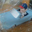 Grady Sizemore Cleveland Indians Blue Convertible Car Bobblehead 2008 Ohio NEW