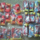 Lot of 34 Superman Burger King Toys 1997 Car Phone Booth Flying DC Comics NEW