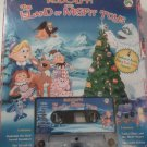 Set of 4 Book Cassette Rudolph Island Misfit Toys Santa Night Before Christmas