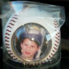 Sled Dog Photo Ball Frame Picture This Official Size Weight Baseball Display NEW