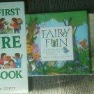 Set 3 Children Craft Books Secret Garden Fairy Fun Nature Activities Gardening