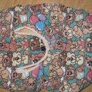 Honey Pot Teddy Bear Balloon Infant Carrier Car Seat Winter Cover Blanket Heavy