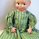 "16"" Kewpie w/Composition Head & Hands on Cloth Body"