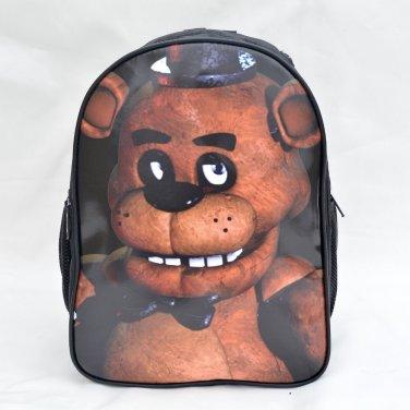 Five Nights at Freddy's BACKPACK FNAF New School Bag sports plush Bag #5