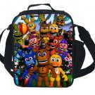 FNAF Five Nights at Freddy's New Lunchbox Plush School Bag Lunch box figure 1