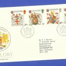 FDC UK Great Britain 17 Jan 1984
