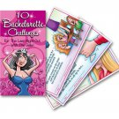 10 Bachelorette Challenges Vertical Booklet Party Fun