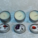 Edible Massage Candle Flavored Oil Low Heat Drug & Cruelty Free 2oz Vegan