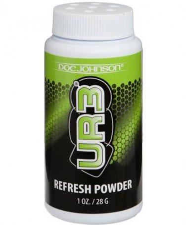UR3 Refresh Powder for Realistic Adult Toys Restore Maintain Doc Johnson 1oz
