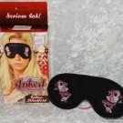 Inked Restraints Dragon Tattoo Blindfold One Size Fits Most