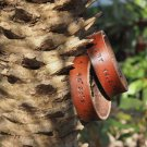 Handmade Couples Leather Bracelets Cuff Bangles Friendship bracelets Wristbands Personalized gifts
