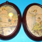 Small decorative picture frame - 1970