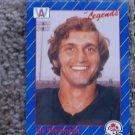 Joe Theismann - American football collectible card - 1991